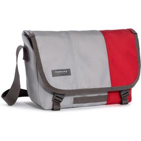Timbuk2 Classic Messenger Dip Bag XS grey/red